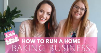#GOGIRL: HOW TO RUN A HOME BAKING BUSINESS: Tips + Advice