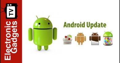 How To Update Android Tablets?