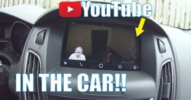 How To Watch YouTube On Your Car's Screen!! [Android Auto] [Focus ST]