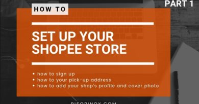 How to Create a Shopee Seller Account: Tutorial Part 1