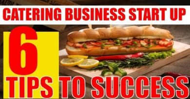 How to start a Catering Business 6 Tips to successful Catering
