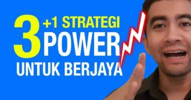 Ikut strategi ini sekarang! Pasti BERJAYA!