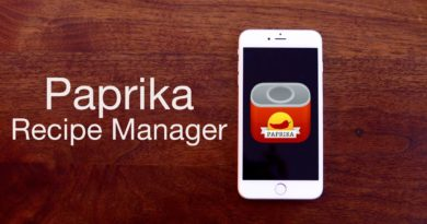 Paprika Recipe Manager App for iPhone, iPad, Mac, Windows, & Android - [Review] Get Organized!