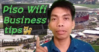 Piso wifi business tips.