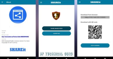 SHAREit Pro android studio templates source code