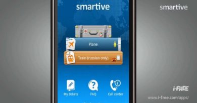 Smartive Travel. Android App, China version