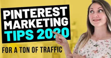 TOP 5 Pinterest Marketing Tips 2020 | Guaranteed Pinterest Growth Strategy for Business and Bloggers
