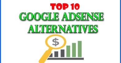 The Best Adsense Alternatives for Blogs Highest Paying Google Adsense Alternatives 2017
