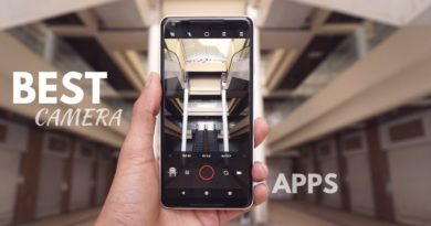Top 6 Best Camera Apps For Android 2019!