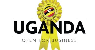 Uganda is open for business