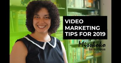 Video Marketing for 2019 (Small Business Tips)
