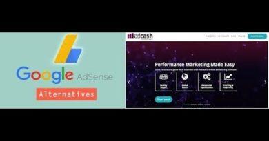 adsense alternatives for blogger - Part 2