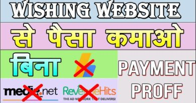 Adsense alternative for wishing website | adsense alternative for event blogging | Technical 4 Tips