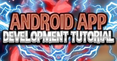 Android App Creation For Dummies #1 - Downloading The Materials