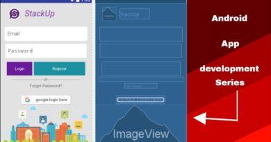 Android app development tutorial #1(Intro)