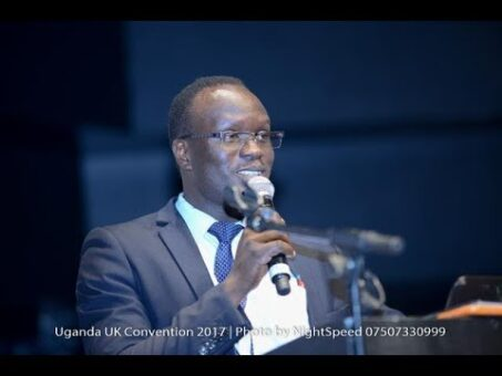 BUSINESS OPPORTUNITIES IN UGANDA Eric Olanya