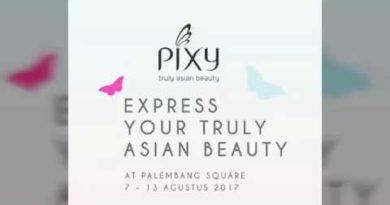 Beauty Blogger Gathering bersama PIXY di Palembang