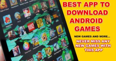 Best App to Download Android Games | Best App For Android Game Download | Technical Vids Hindi