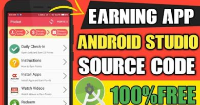 Best High Quality Earning App Source Code || Free Android Studio Project Code