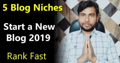 Blogging Niche Ideas for Indian Bloggers in Hindi 2019