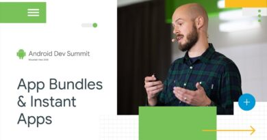 Bundling an App in an Instant (Android Dev Summit '18)