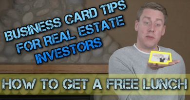 Business Cards For Real Estate Investors: Tips To Make A Memorable Impression!