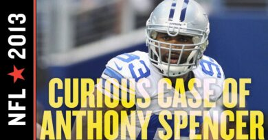 Cowboys 2013 Free Agency: The Curious Case of Anthony Spencer