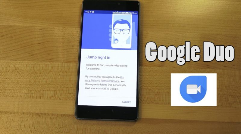 Google Duo App First-Look review