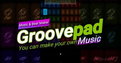 Groovepad - Music & Beat Maker App [Android/iOS]