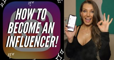 HOW TO BECOME AN INSTAGRAM INFLUENCER IN 2019 (BUSINESS MINDSET TIPS)