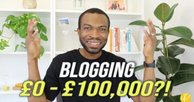 How Starting A Blog Helped Me Quit My 6-Figure Job!