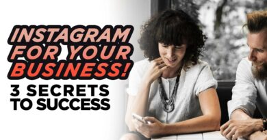 How To Market Your BUSINESS on INSTAGRAM | 3 Tips & Strategies | 2-Minute Tuesday