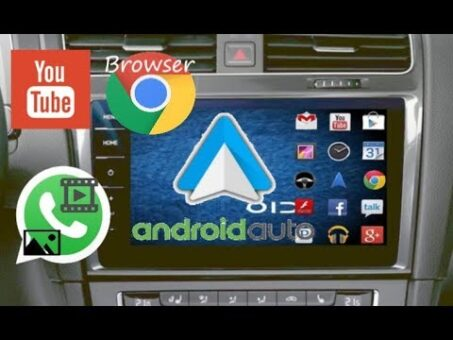 How-To Mirror Screen Android Auto Update 2.0