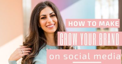 How to Grow Your Brand on Social Media|Business Branding Tips 2019