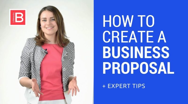 How to Write a Business Proposal? 7 Minutes Step-by-Step Guide