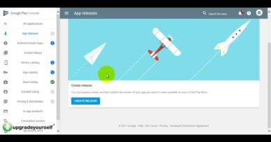 How to publish an Android app on Google Play 2017 - New Google interface