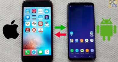 How to transfer file iPhone to Android super fast