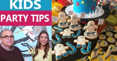 Kids Birthday Parties | Tips and Advice with Celebrity Party Planner Philip Carr