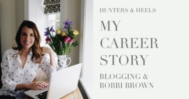 MY CAREER STORY - BLOGGING, BOBBI BROWN & MOTHERHOOD #PRETTYPOWERFUL