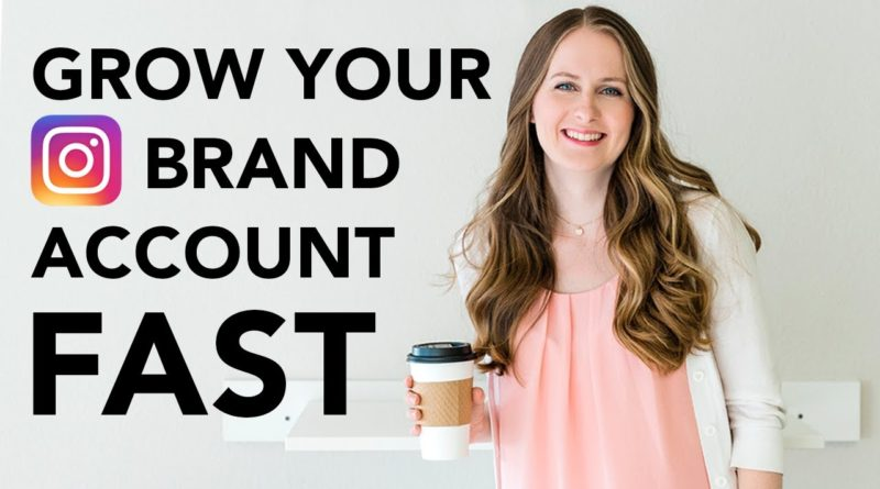 ORGANIC Instagram Growth Strategy for BRAND and BUSINESS Accounts