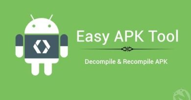 Recompile APK to Source Code Android Easy Tutorial using ApkTool