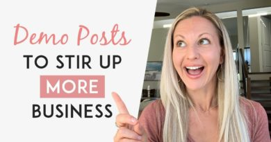 Social Media Marketing Tips - How To Sell More Products On Social Media Using Demo Posts