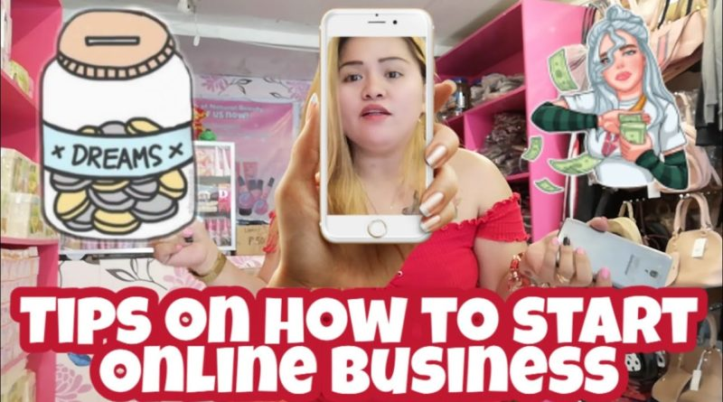 TIPS on How to Start Online Business✔️| Belle Reyes