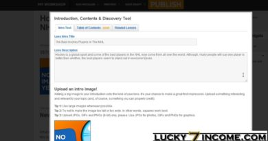 The Best Free Blogging Sites Part 1 How To Create A Squidoo Lens1