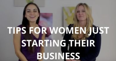 Tips For Women Just Starting Their Business