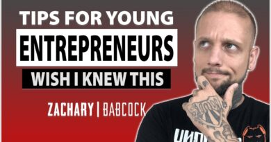 Tips For Young Entrepreneurs - How To Be Successful In Business As A Young Entrepreneur!