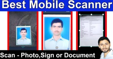 mobile se photo scan kaise kare | best photo scanner app for android | best photo scanner app
