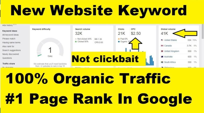 2020 high cpc keyword for blogging website | #1 Page Rank In Google | Organic Traffic in Usa