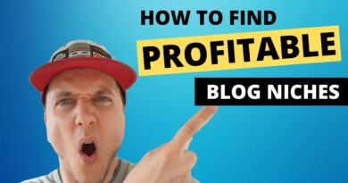 9 Shortcuts to PROFITABLE Blogging Niches (in 2020)