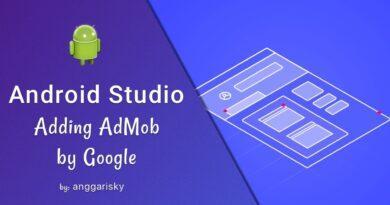 Adding Google Admob Ads to Android App